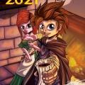 Eiquem et Melianda trinquent la nouvelle année