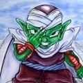 Fan Art Dragon Ball Z - Chibi Piccolo 01