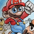 Fan Art Nintendo - Chibi Mario 01