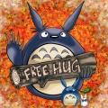 freehug-totoro