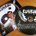 Kunkal - Pochette et CD - Album Entre les lignes