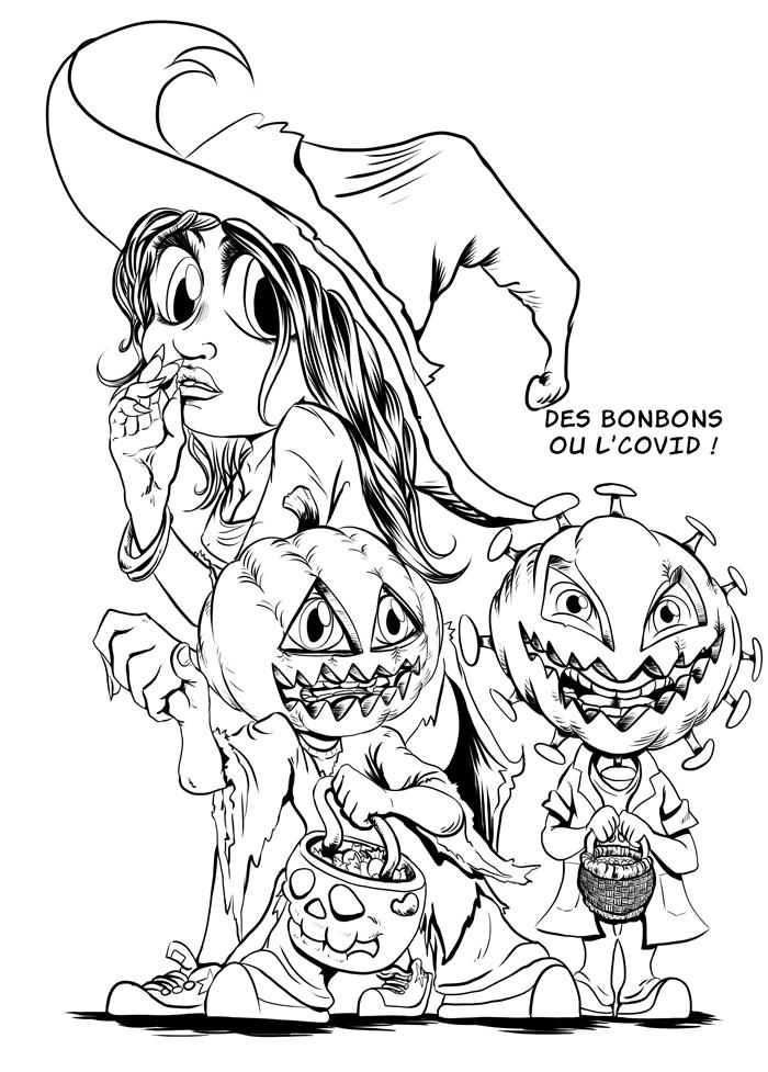 halloween covid 2020 encrage
