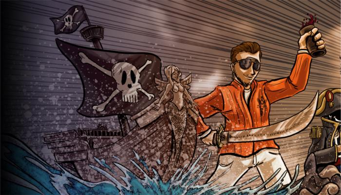 Kunkal - Vie Antérieure - 3-pirate-1
