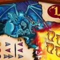 Drekki - Carte dragons 4 flammes